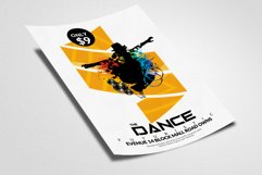 Street Dance Flyer Template Product Image 3
