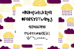 Autumn Madness Typeface Product Image 4