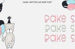 Big Boy Sans Serif Font Product Image 5