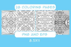 28 Coloring Pages Product Image 1