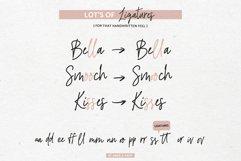 River Jade, signature font script, logos & bonus clipart Product Image 4