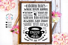 Home and Summer Rules Cut Files and Sublimation Bundle Product Image 6