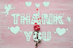 Crazy Love: A Valentine Edition Font Product Image 4