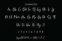 Katterina Modern Script Font Product Image 2