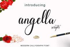angella script Product Image 1