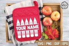 Teacher Pot Holder Svg Bundle Product Image 4