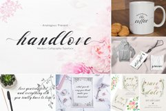 Best Modern Calligraphy Font Bundle Product Image 5