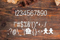 Gingerbread a Tasty Font Product Image 3