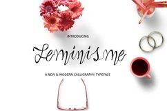 Feminisme Typeface Product Image 1