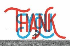 Web Font Aswatama Rough Product Image 6