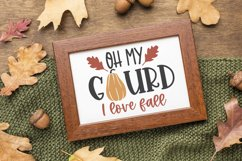 Hello Fall svg bundle - thanksgiving svg autumn svg png eps Product Image 5