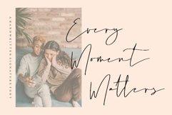 Web Font Healing Sweet - A Handwritten Signature Font Product Image 4