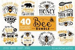 Bee Bundle SVG 40 designs Product Image 3