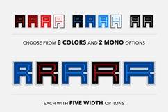 SB Raster Color - SVG Color Font Pack Product Image 2
