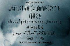 Web Font Ghosting - Beautiful Handwritten Font Product Image 4