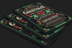 Christmas Party Celebration Flyer Product Image 3