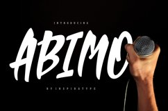Abimo Product Image 1