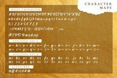 Web Font Allica - Handwritten Script Product Image 5