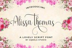Alissa thomas Script Product Image 1
