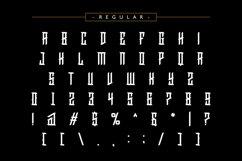 HawkClaw Decorative Typeface Product Image 2
