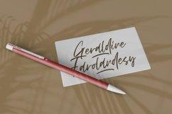 Vezthisory - Handwritten Font Product Image 3