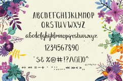 Jennifer's Flowers Script Product Image 2