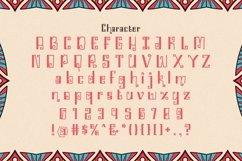 Web Font Redrose Product Image 6