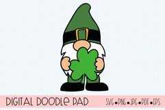 St. Patrick's Day SVG Cut Files for Cricut and Silhouette Product Image 4