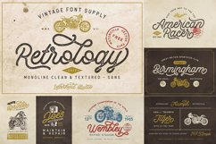 Organic Font Collection Product Image 5