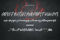 Web Font Stainless - Handwritten Script Font Product Image 6