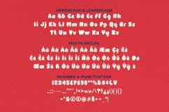 Mitten Font Product Image 5