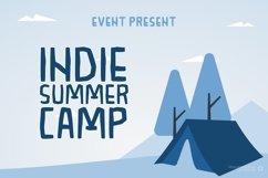 Mountrock - Summer Camp Font Product Image 2
