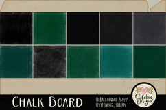 Chalkboard Texture Background Papers Product Image 2