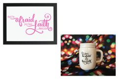 SVG Scripture Bundle, Bible Verse Print and Cutting Files Product Image 3