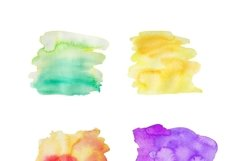 Vector & JPG Watercolor Textures & Photoshop Effect Styles Product Image 5