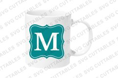 Monogram Frames set of 14 Product Image 2
