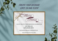 30 Procreate Banner Stamp, Ribbon stamps, Planner Stamps Product Image 3