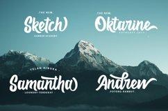 Bristan Typeface Product Image 4