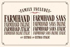 Farmhand Font Family Product Image 3