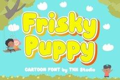 Frisky Puppy - Cartoon Font Product Image 1