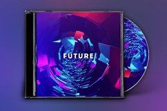 Future - 20 Abstract 3D Backgrounds Product Image 2