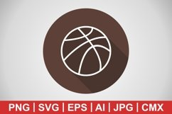 Vector Ball Icon Product Image 1