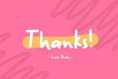 Kinethick   Playful Font Product Image 2