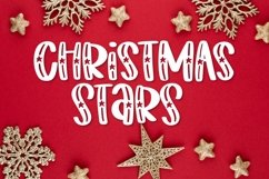 Web Font Starwish - A Shooting Star Font Product Image 4