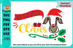 """G.O.A.T """"BLANK"""" Claus Product Image 1"""
