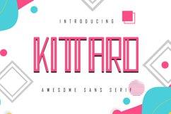 Kittaro - Awesome Sans Serif Product Image 1