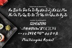 Niagato - Japanese Display Font Product Image 6