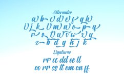 Rosalinda - Bold Script Font Product Image 6