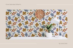 Floral patterns. Vector collection of abstract flowers. Product Image 5