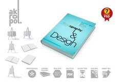Book Mock-Up Set Product Image 2